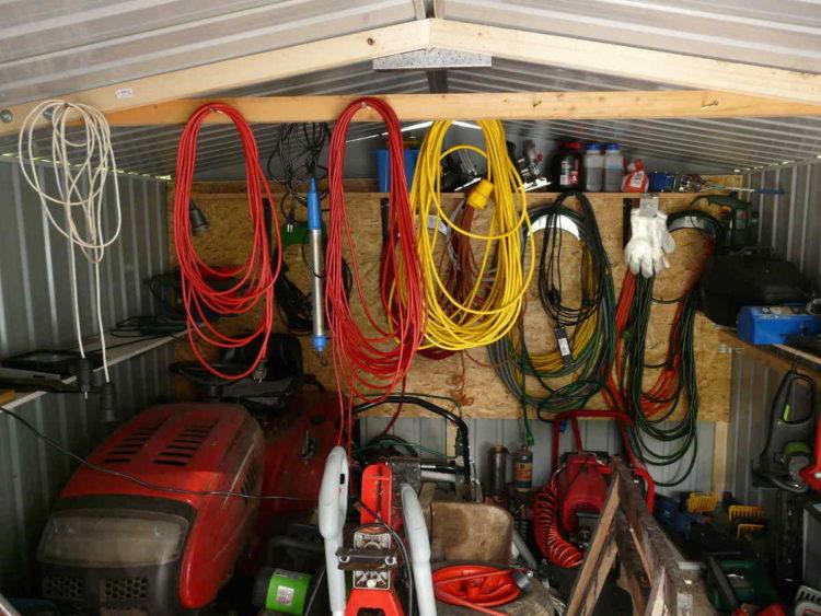 Потрошитель гаражей