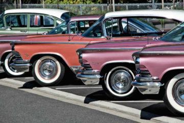 Американскии традиции в советском автопроме