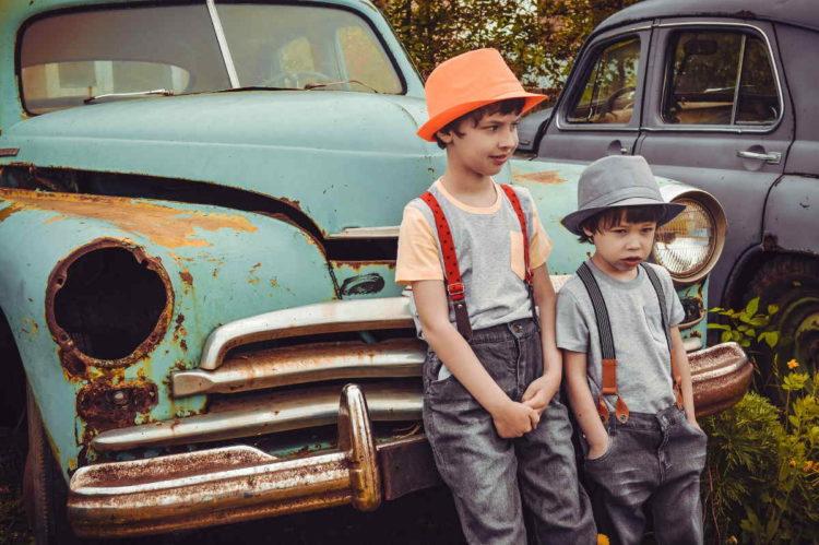 Стоит ли дарить старинный автомобиль?